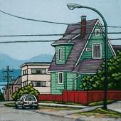 North-on-Vine-Street